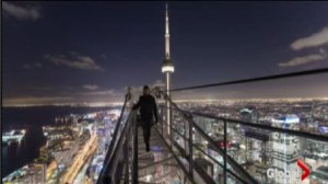 Timelapse Video of Toronto skyline goes viral