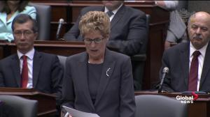 Premier Wynne makes official apology on behalf of Ontario for residential schools