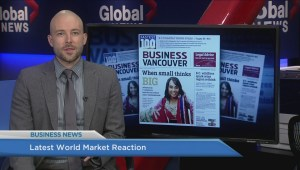 BIV: Latest world market reaction