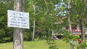 Lake Echo residents upset by plans for proposed waste site