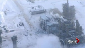 Oilsands plant explosion leaves at least one dead