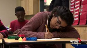 How do students feel about math?