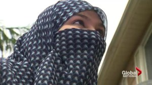 Reality Check: Why has the niqab become a pivotal election issue?