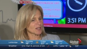 Global Calgary 60th – Barb Williams
