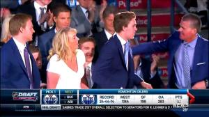 Oilers select Connor McDavid