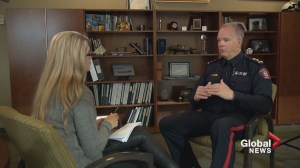 'It's very chaotic… it's going to be problematic': Calgary police chief on court challenges