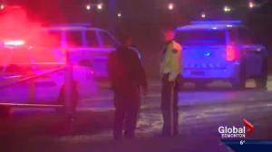 Cyclist killed east of Edmonton