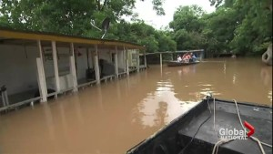 Parts of Texas inundated by floodwaters as more rain forecast