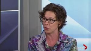 Saskatoon mayoral candidate Kelley Moore