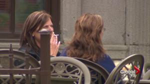 Montreal smoking ban