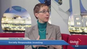 Financial Tips: Socially responsible investing