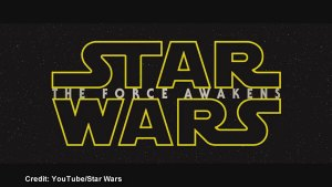 Movie Trailer:  Star Wars – The Force Awakens
