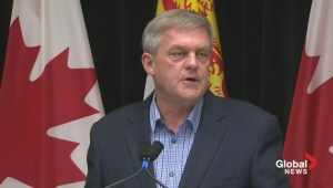 NB Election: David Alward resigns as leader of New Brunswick PC party
