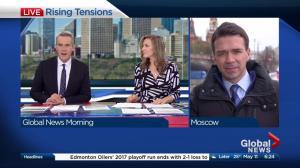 US-Russia relations: Vladimir Putin reacts to FBI director firing