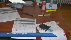 Forensic evidence at Oland trial