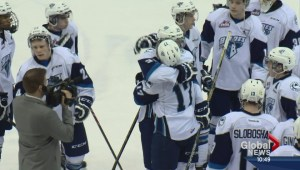 Last home game of the season for Saskatoon Blades