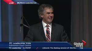 Jim Prentice to become Alberta's next premier