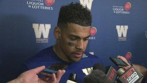 Blue Bombers Andrew Harris Raw Interview – June 24