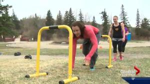 Training for extreme fitness races