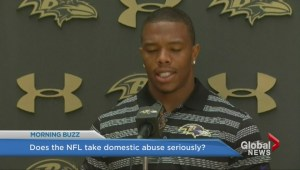 Was the NFL too lenient with Ray Rice?