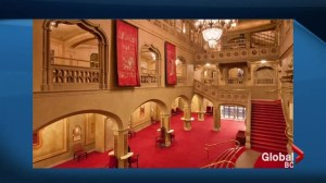 Guided tours offered at the Orpheum Theatre