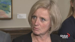 'It continues to be a challenging conversation': Alberta Premier Notley on Energy East