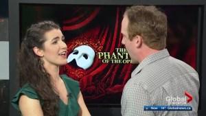The Phantom of the Opera in Edmonton
