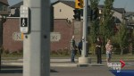What's being done to protect pedestrians in Calgary