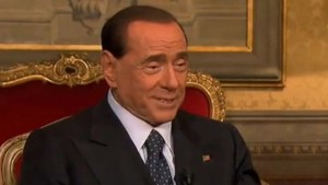 What does Italy's Berlusconi like about Trump? His wife