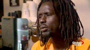 Former child soldier from South Sudan opens Toronto cafe to help heal through food