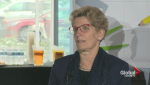 Wynne promises more relief for high Ontario hydro bills