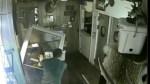 Sausage burglar found asleep in meat shop office