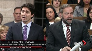 Poll brings good news and bad news for Liberals, NDP