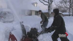 No relief for snowbound Buffalo