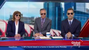 Buy aviators from the Calgary Police Foundation to help keep kids safe