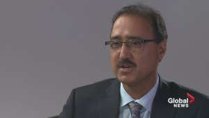 Minister of Infrastructure and Communities Amarjeet Sohi talks about his early life in Edmonton