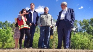 Premier Hancock, Mayor Nenshi provide flood recovery update