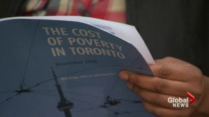 New report puts a price tag on poverty in Toronto at up to $5B