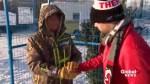 Christmas tree shoppers help make Calgary cancer patient's dream come true