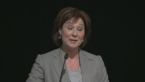 Christy Clark angers NDP members with only a few words