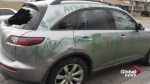 Calgary SUV spray-painted with anti-Islam graffiti in hate-motivated attack: police