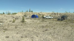 Manitoba RCMP forensic investigators search for answers in decades old case