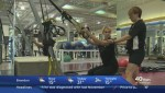 Get Fit Manitoba with Shannon Cuciz: TRX training