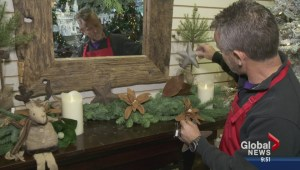 Gardening: Last Minute Christmas Decor