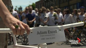 Toronto biking community says more needs to be done to keep cyclists from dying