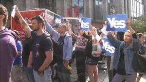 Scottish residents to vote on independence from the UK