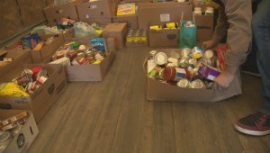 Saint John mother making sure community members don't go without food