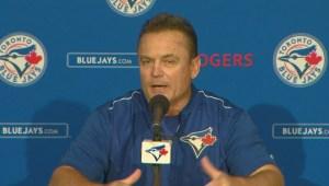 Blue Jays manager talks Mark Buehrle, bottom of the order hitting