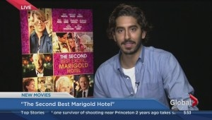 Dev Patel on new movie 'The Second Best Exotic Marigold Hotel'