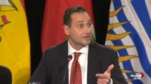 Premier Ghiz on senior health care